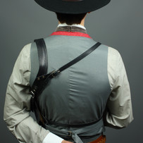 Doc Holliday wax figure