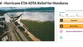 Ayuda para Honduras por el huracán ETA-IOTA - iMed