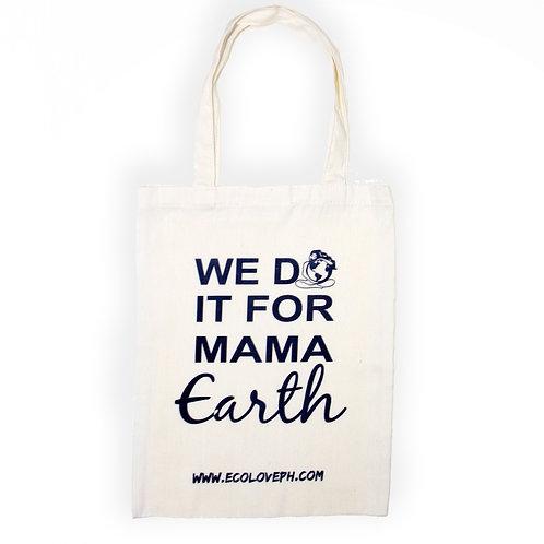 Cotton Tote Bag Momma Earth