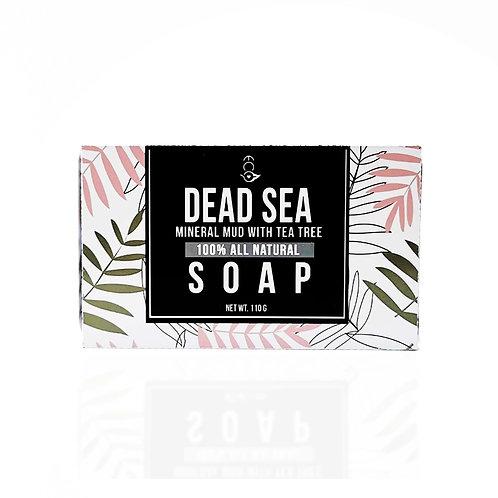 Dead Sea Mineral Mud Soap 110g