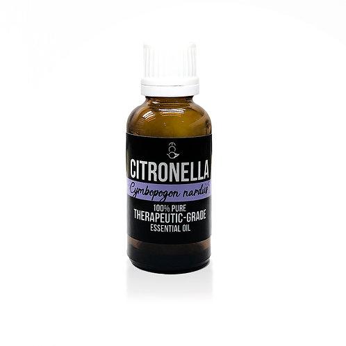 Citronella Essential Oil Therapeutic Grade