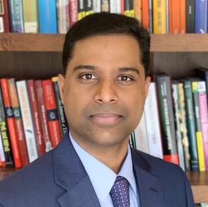 Ramesh Ramadoss, PhD