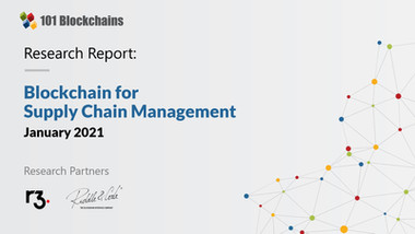 Research Report: Blockchain for Supply Chain