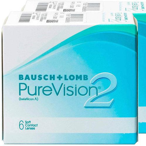 PureVision2 HD 6 ШТ
