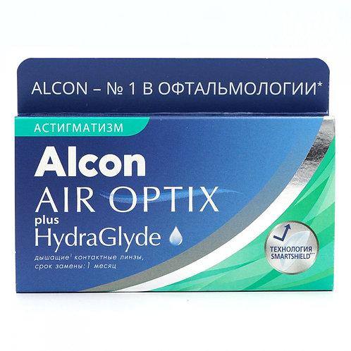 AIR OPTIX HydraGlyde FOR ASTIGMATISM 3 ШТ