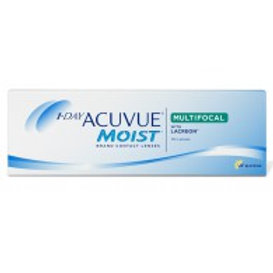 1-DAY ACUVUE  MOIST MULTIFOCAL  30 Ш