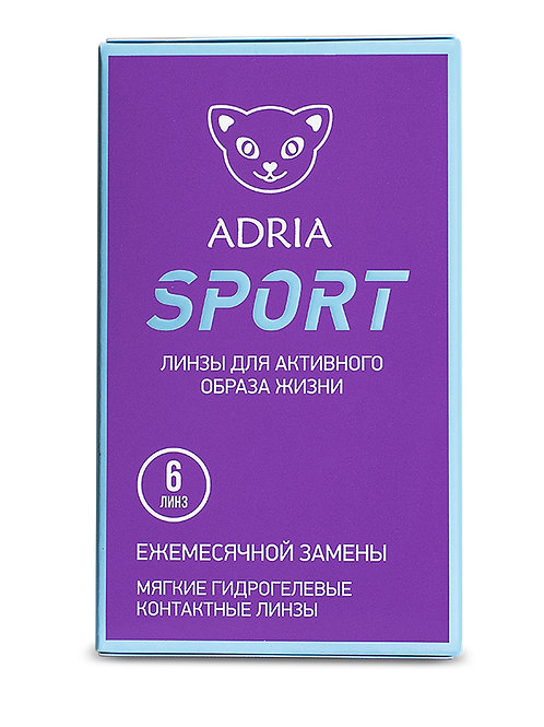 ADRIA SPORT 6 ШТ
