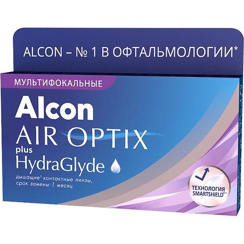 AIR OPTIX HydraGlyde FOR MULTIFOCAL 3 ШТ