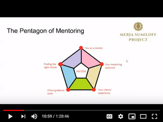 Being an Extraordinary Mentor