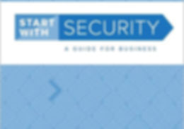 """Title """"Start with SECURITY A Guide For Business"""""""
