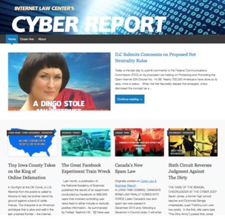 ILC Cyber Report