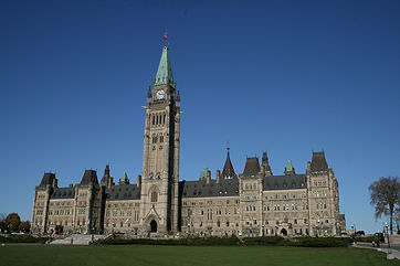 Picture of Canadian Parliament Building