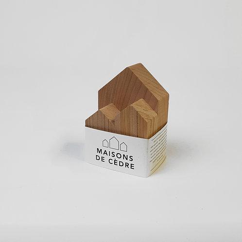 Zedernholzwürfel - Andrée Jardin