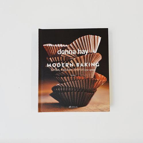 """""""Modern Baking: Torten, Kuchen, Cookies und mehr"""" Buch"""