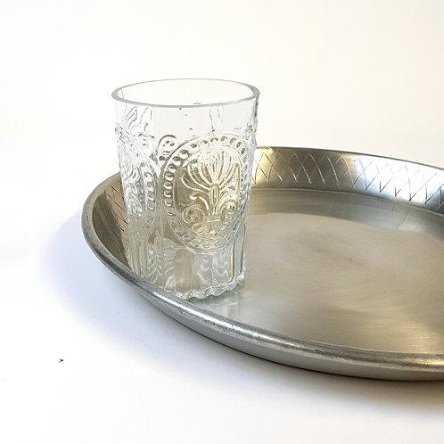 Glas - van verre