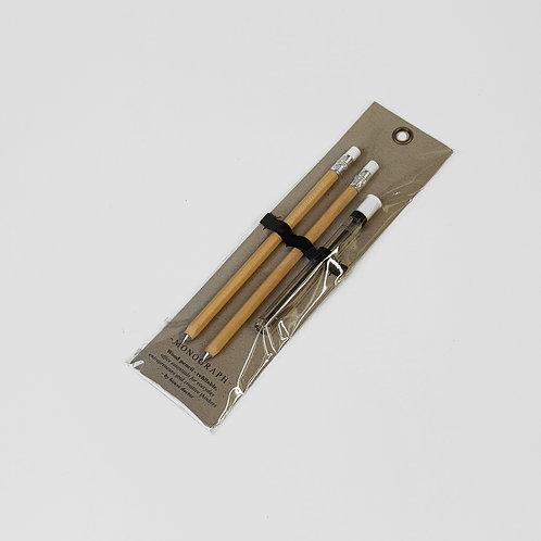 Bleistiftset mit Ersatzmine - MONOGRAPH