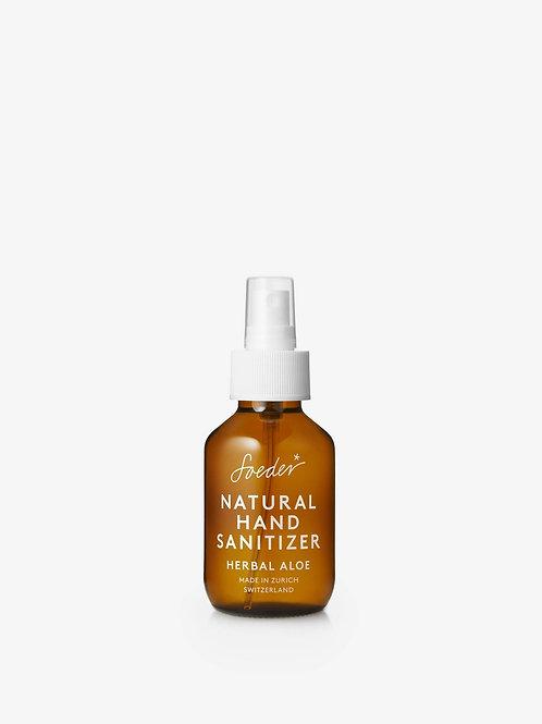 Natürliches Handdesinfektionsmittel Herbal Aloe 100ml