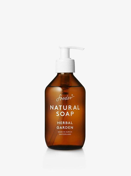 Naturseife für Hände & Körper - Herbal Garden 250ml