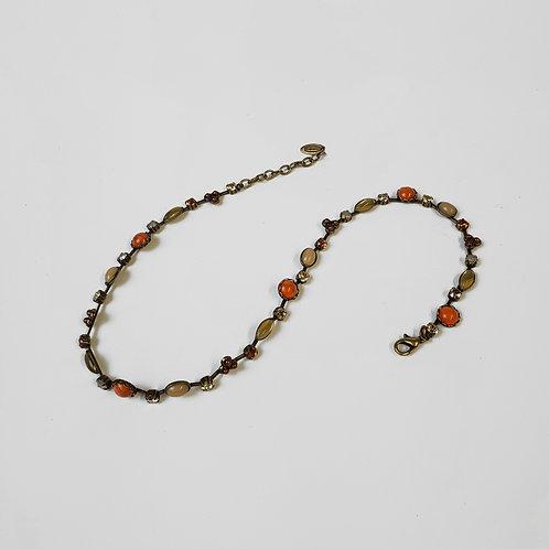 Halskette - Stikkelorum