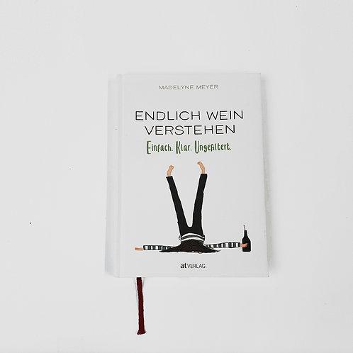 """Wie schmeckt trocken"" Buch"