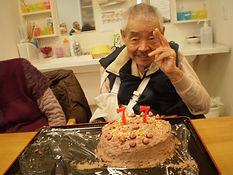 平成31年3月誕生日会