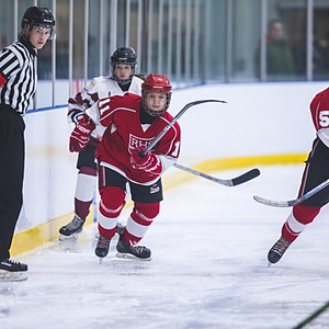 RHS Girls Hockey vs HTHS