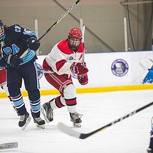 RHS Varsity Hockey vs CPA Quarterfinal