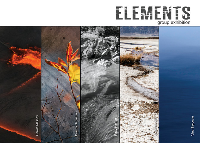 Group Exhibition - ELEMENTS