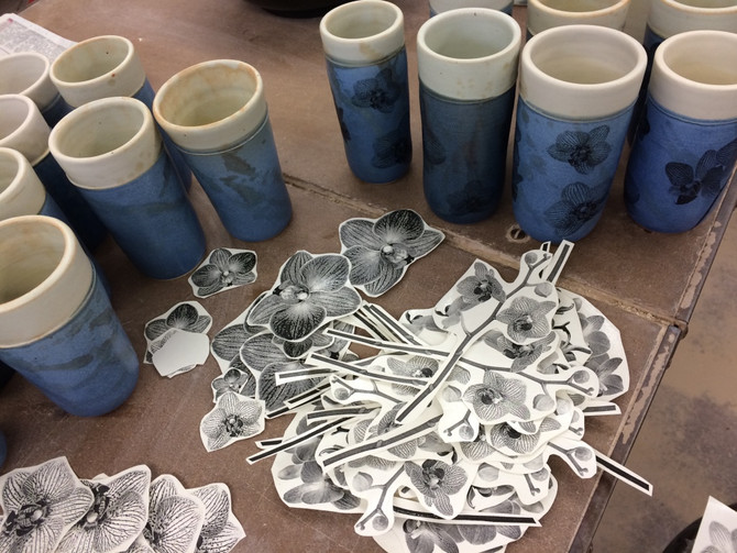 Images on Pottery