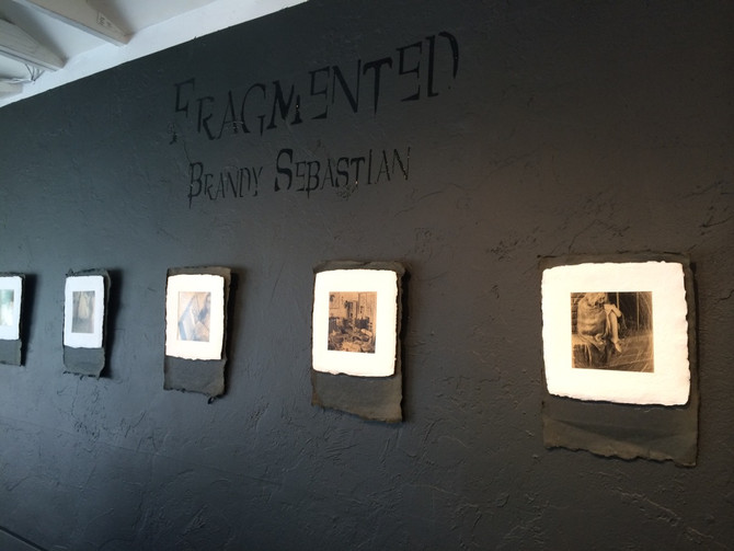 Fractured - Solo Exhibition