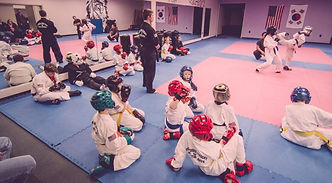 Tae Kwon Do, Hap Ki Do, Ju Do Classes in Camp Hill, PA.
