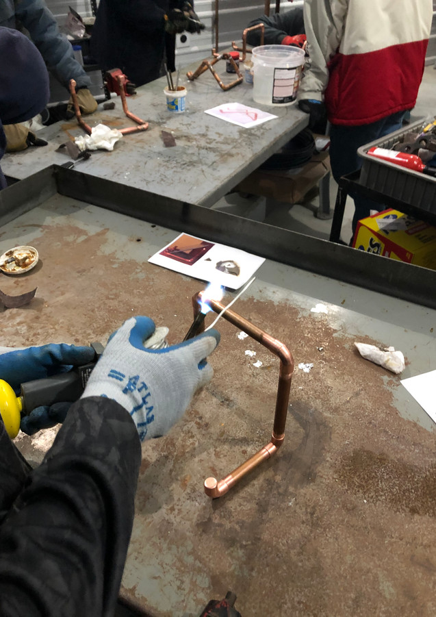 Soldering - Tablet Stand