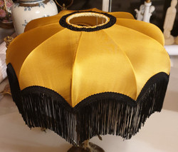 Dôme parapluie couture terminé