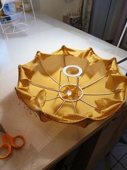 Dôme parapluie couture