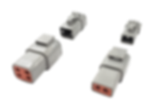 Deutsch DTP Series Connectors