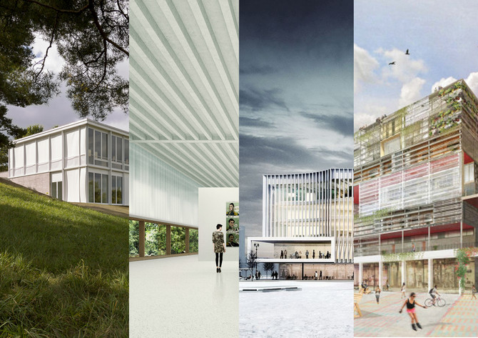 Conheça os projetos vencedores do Prêmio Internacional de Arquitetura Espanhola 2017