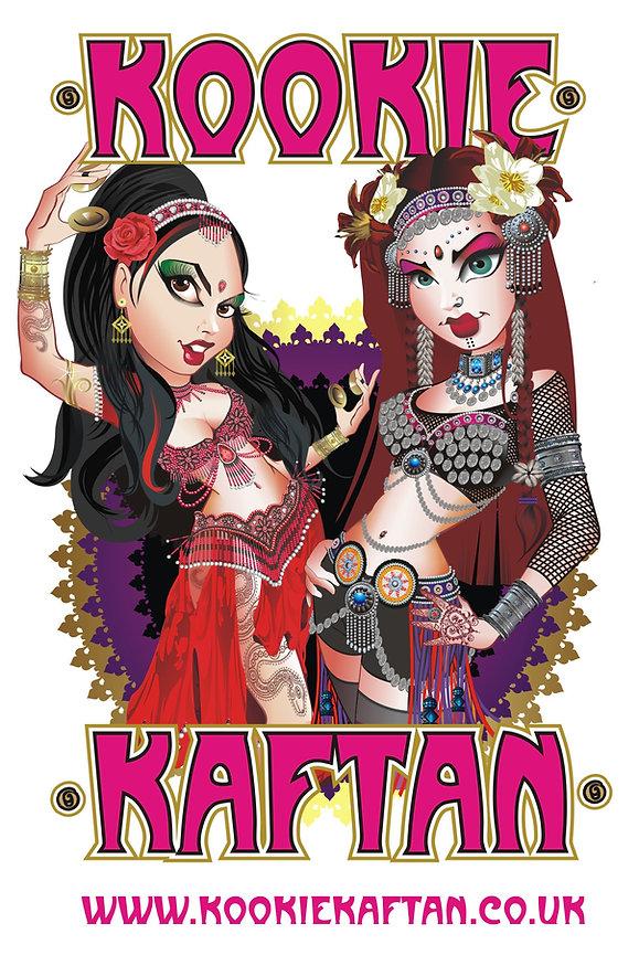 Kookie Kaftan Logo