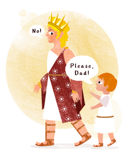 Apollo and Phaeton (National Children's Story Hour)