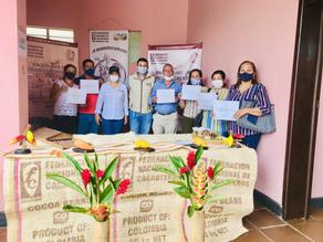 El Huila recibe seis nuevas certificaciones en Buenas Prácticas Agrícolas