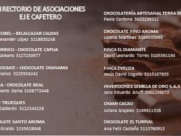 Desde el Eje Cafetero #ElChocolateNosUne