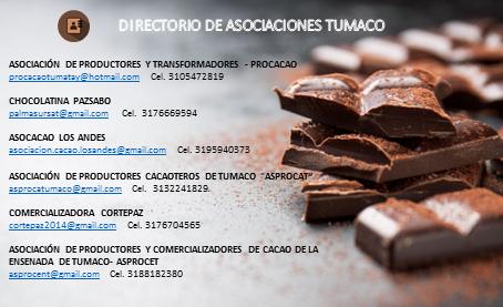 Desde Nariño #ElChocolateNosUne – Tumaco