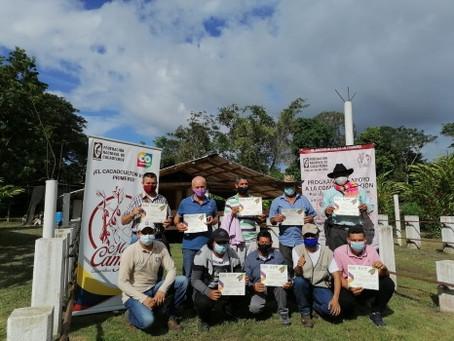 Los cacaocultores de los municipios de Arauquita y Arauca se certifican en BPA