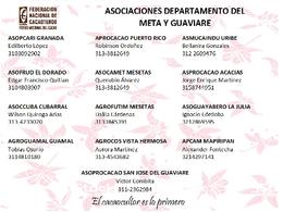 Desde los departamentos del Meta Casanare y Guaviare #ElChocolateNosUne