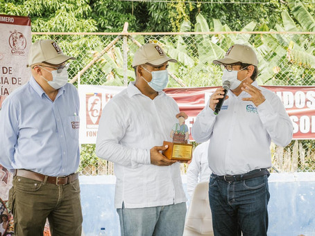 Reconocemos la gran labor que en términos de calidad desarrollan día a día nuestros cacaocultores