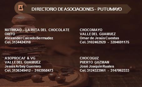 Desde el Putumayo #ElChocolateNosUne