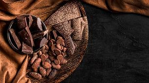 top-view-dark-arrangement-with-chocolate