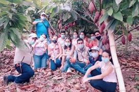 Inclusión juvenil cacaotera, el proyecto con el que FEDECACAO fomenta el relevo