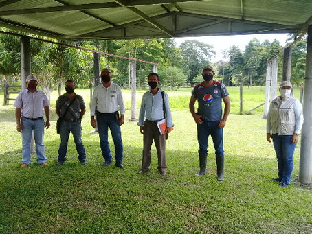 Fedecacao – Fondo Nacional del Cacao,  realizó reunión de los miembros del Comité Municipal