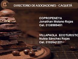 Desde el Caquetá #ElChocolateNosUne