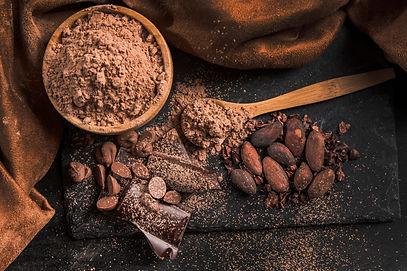 top-view-delicious-chocolate-arrangement